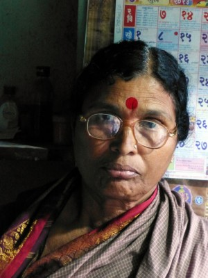 woman farmer from Vidarbha