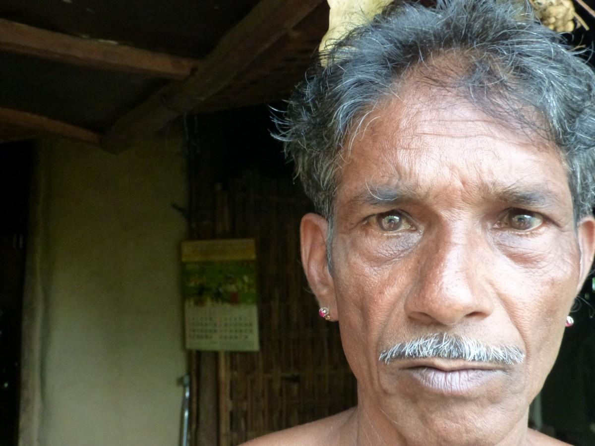 P.V. Chinnathambi Irpakalukudi, Edmalakudi panchayat Idukki district Kerala